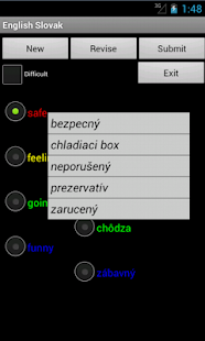 English Slovakian Tutor- screenshot thumbnail