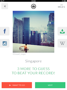 GuessWhere - Instagram Edition - screenshot thumbnail