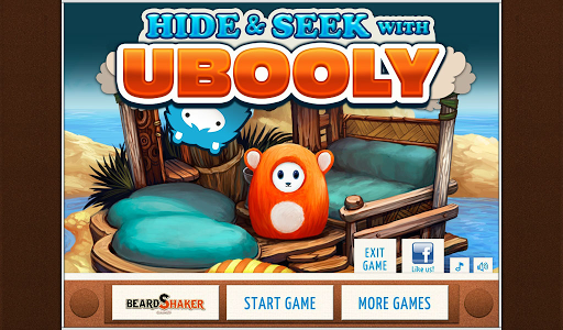 Hide Seek with Ubooly