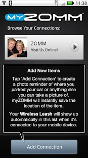 myZOMM™- screenshot thumbnail