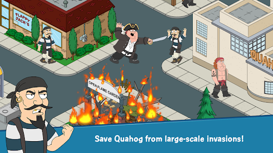 Family Guy The Quest for Stuff Screenshot 25
