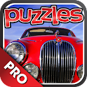 Classic Car Puzzles Pro