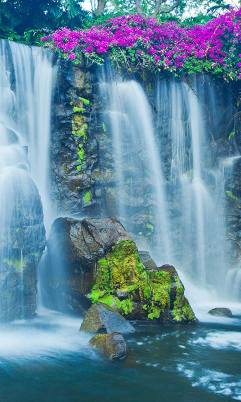 Waterfall Wallpaper - screenshot