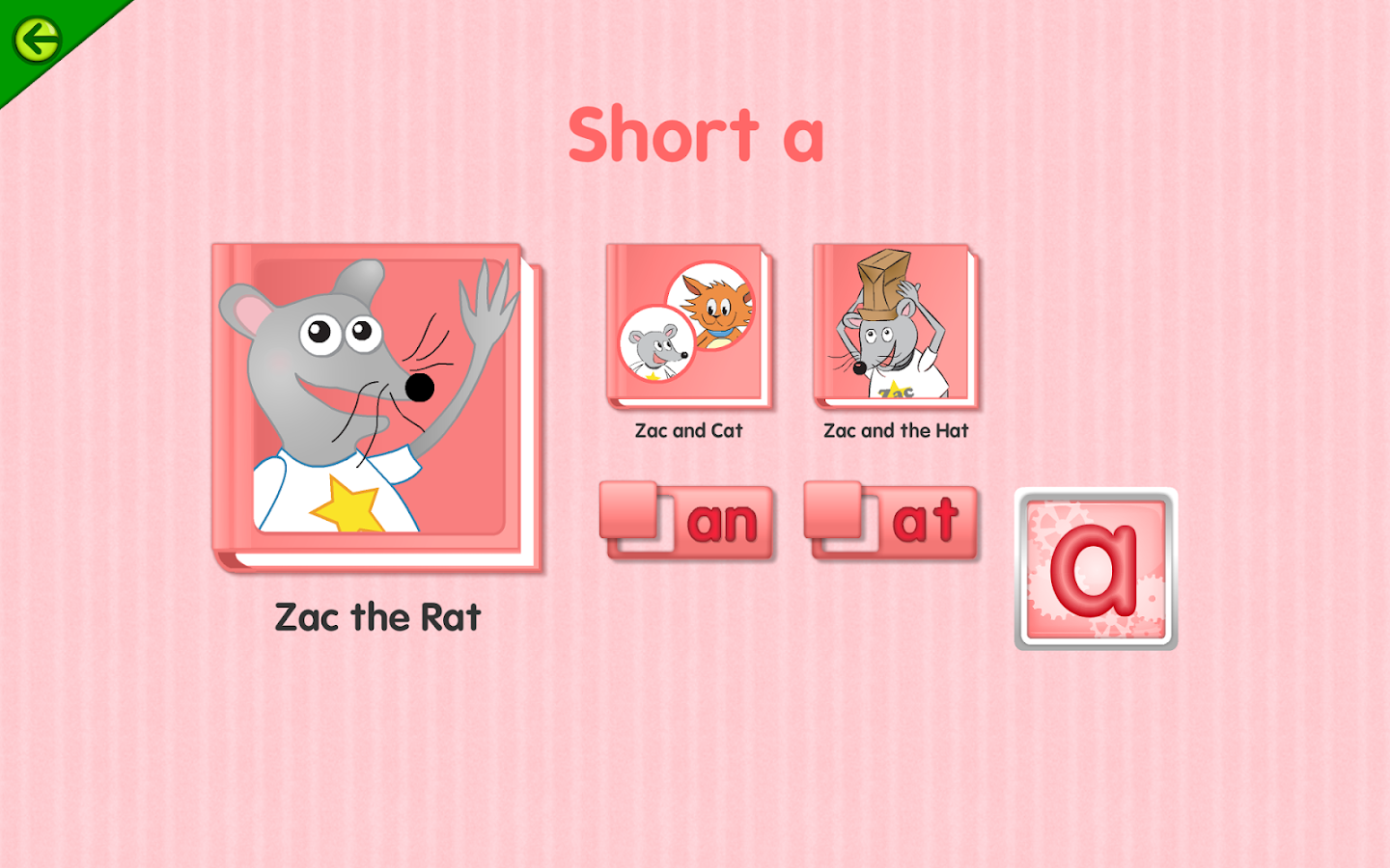 Starfall Learn to Read- screenshot