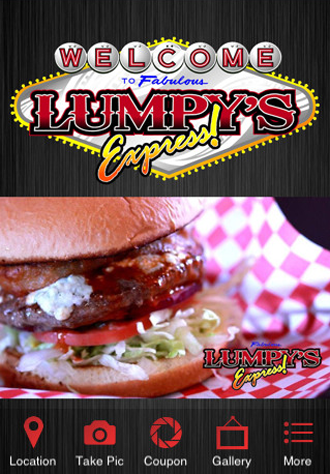 Lumpy's Diner- screenshot