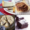 100 cakes & bakes recipes icon
