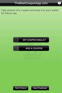 The Best Coupon App- screenshot thumbnail