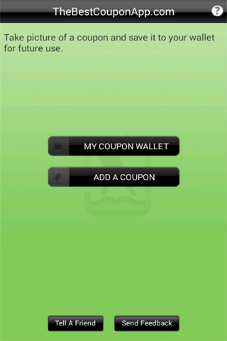 The Best Coupon App- screenshot
