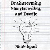 Brainstorm & Doodle Sketchpad