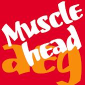 Musclehead FlipFont