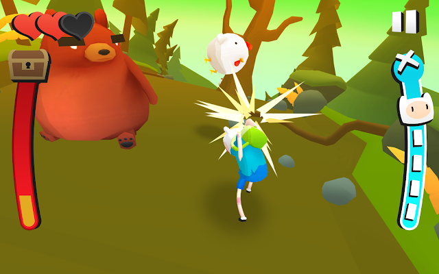 Time Tangle - Adventure Time - screenshot