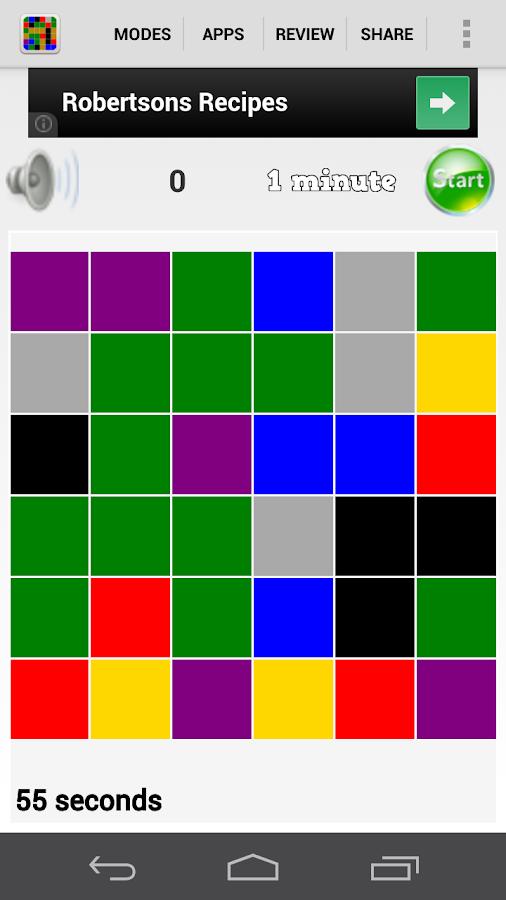 Impulsive Color Swap - screenshot