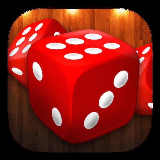 棋类游戏のYatzy 2015 - dice game - YAMS LOGO-記事Game