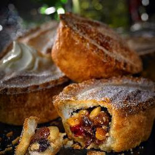 Kapture's Spiked Mince Pies.