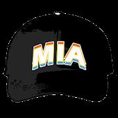 Baseball Pocket Sked - Marlins