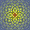 Lotus pattern generator logo
