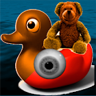 Kids Duck Teddy Puzzles icon