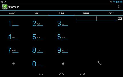 GrooVe IP - Free Calls Screenshot 6
