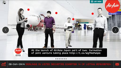 AirAsia Investor Relations
