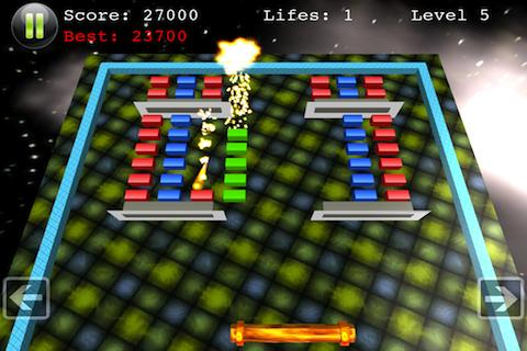 Block Smasher 3D BreakOut Game- screenshot