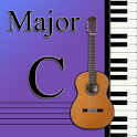 Learn Music Maj Scale Notes: C logo