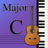 Learn Music Maj Scale Notes: C