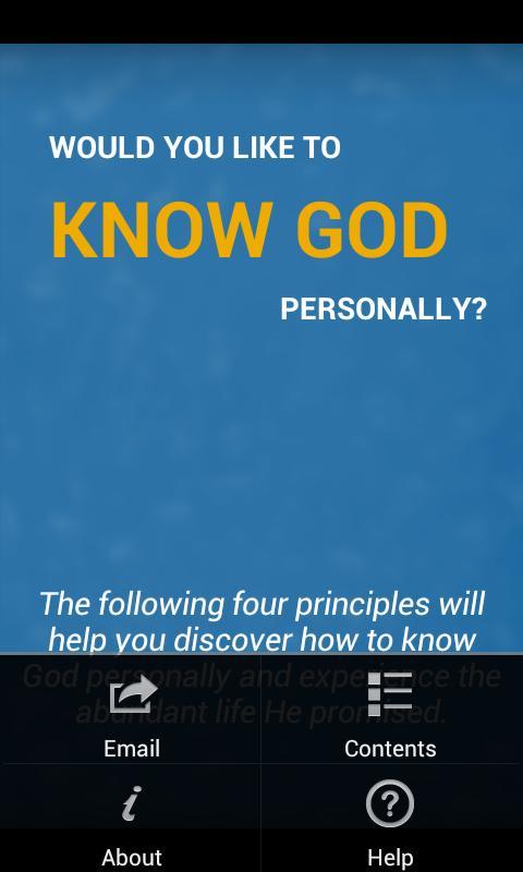 God Tools - screenshot