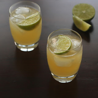 Kentucky Mule Bourbon Whiskey Drink
