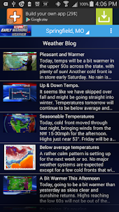 KSPR Weather - screenshot thumbnail