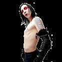Marilyn Manson widgets logo