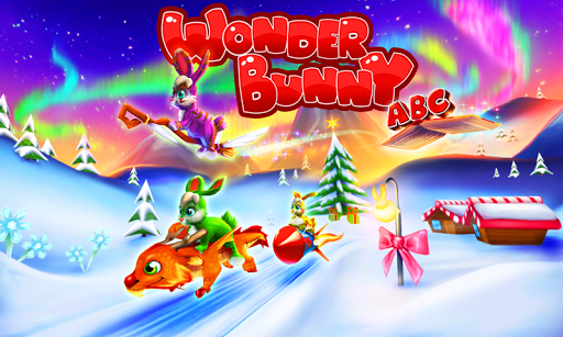 Wonder Bunny:好奇小兔ABC赛跑