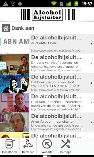 【免費商業App】Alcoholbijsluiter-APP點子