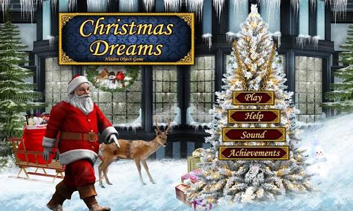 Christmas Dreams Hidden Object