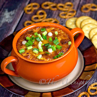 Hot Chipotle Onion Cheese Dip Recipe