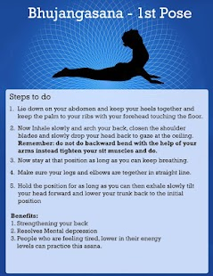 Back Pain Relief Yoga  Poses- screenshot thumbnail