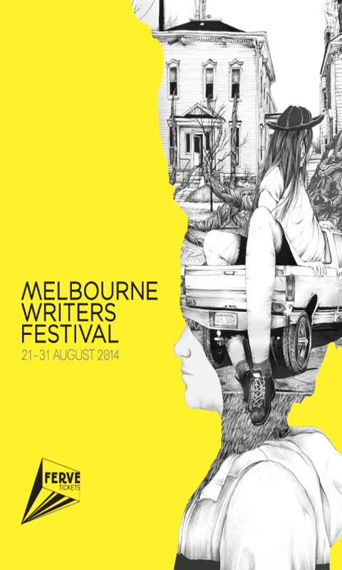 Melbourne Writers Festival - screenshot