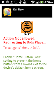 Kids Place - Parental Control - screenshot thumbnail