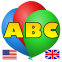 ABC Balloon Alphabet Kids icon