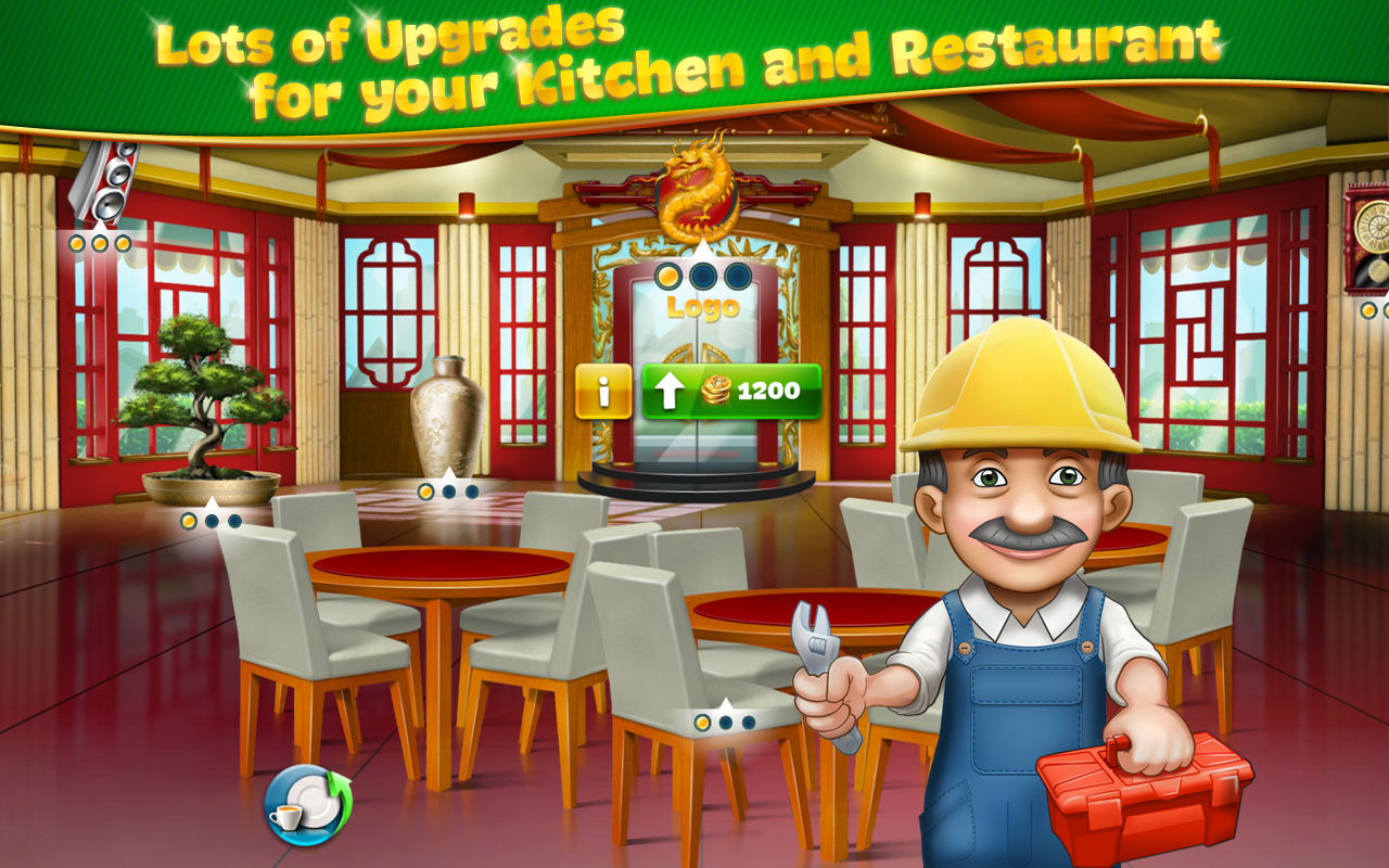Cooking Fever Mod Apk (Unlimited Money/Gems) 5