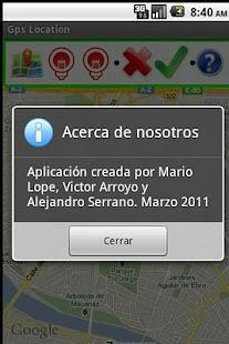 Gps Location Padre - screenshot thumbnail
