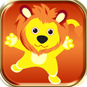 Cute Teddy Lion Go Locker icon
