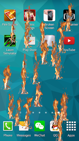 Fire Screen - Crack Screen 2.0 screenshot 642050