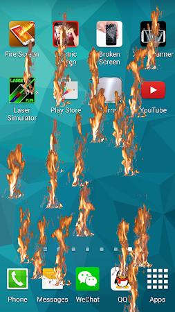 Fire Screen - Crack Screen 2.0 screenshot 642050