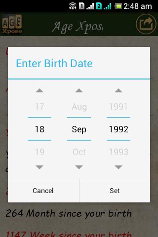 Age Xpose 2.0 screenshots 1