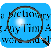 AnyTime Dictionary