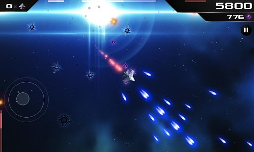 SCAWAR Arcade Space Shooter - screenshot thumbnail