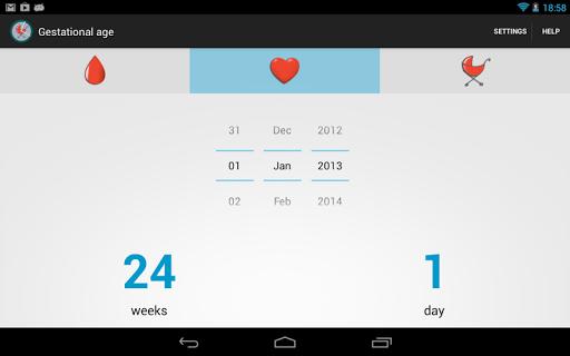 【免費醫療App】Gestational age-APP點子