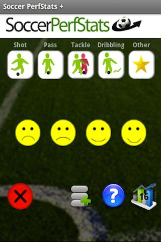 Football PerfStats + - screenshot