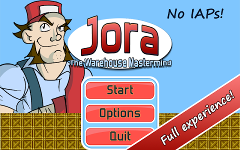 Jora the Warehouse Mastermind v1.0