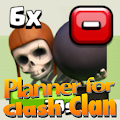 Planner for Clash of Clans 1.0.8 icon